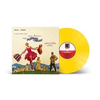 "The Sound of Music (hmv Exclusive) ""golden Sun"" Vinyl"