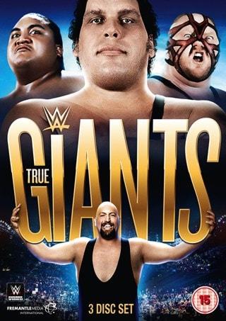 WWE: True Giants
