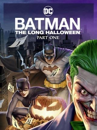 Batman: The Long Halloween Part One - Limited Edition Steelbook