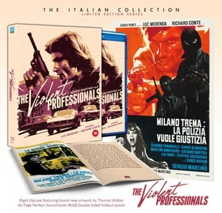 The Violent Professionals Deluxe Collector's Edition