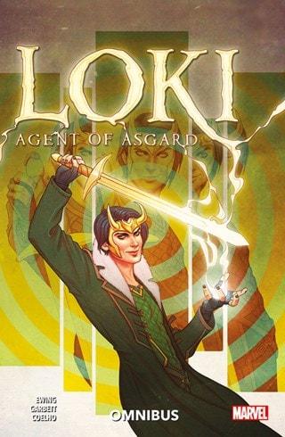 Marvel Comics: Loki: Agent Of Asgard Omnibus Vol. 1