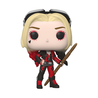 Harley Quinn With Body Suit (1108): Suicide Squad 2021 Pop Vinyl