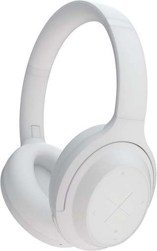 X By Kygo A11/800 White Active Noise Cancelling Bluetooth Headphones