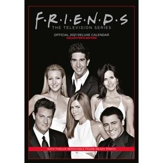Friends: A3 Deluxe 2021 Calendar