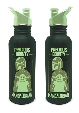 The Mandalorian Canteen Bottle: Precious Bounty: Star Wars