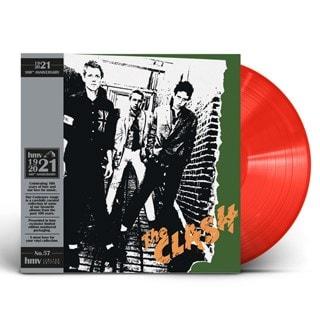 The Clash (hmv Exclusive) the 1921 Centenary Edition Orange Vinyl