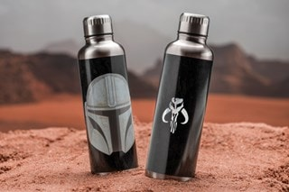 The Child: The Mandalorian: Metal Water Bottle