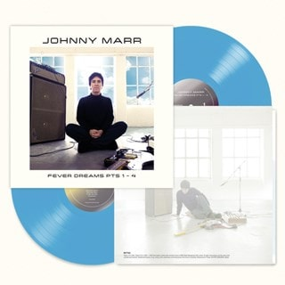 Fever Dreams Pts. 1-4 - Limited Edition Turquoise Vinyl
