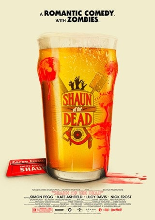 Shaun Of The Dead: Patrick Connan Movie Poster