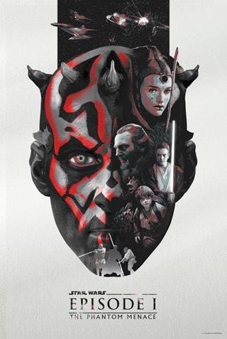 The First Devin Schoeffler Star Wars Art Print