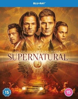 Supernatural: The Complete Fifteenth Season