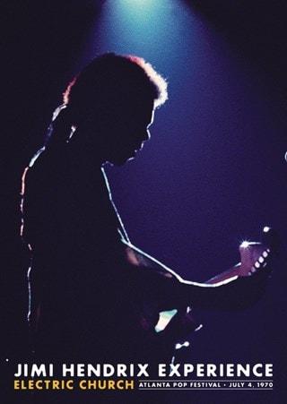 Jimi Hendrix Experience: Electric Church