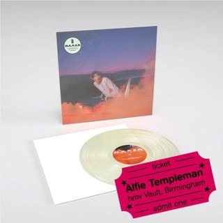 Alfie Templeman - Forever Isn't Long Enough - (hmv Exclusive) Clear LP & hmv Vault, Birmingham e-Tic