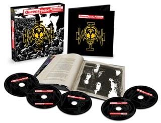 Operation: Mindcrime - 4CD+DVD