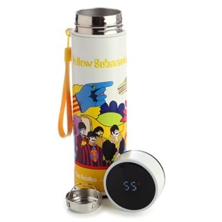 Yellow Submarine Reusable Stainless Steel Thermal Insulated Bottle