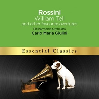 Rossini: William Tell and Other Favourite Overtures