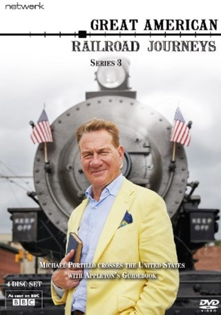 Great American Railroad Journeys: The Complete Series 3