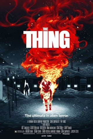 The Thing: Florey Movie Poster