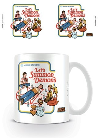 Steven Rhodes: Let's Summon Demons Mug