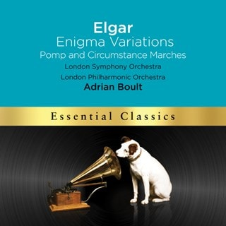Elgar: Enigma Variations/Pomp and Circumstance Marches