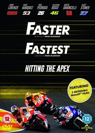 Faster/Fastest/Hitting the Apex