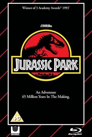 Jurassic Park - VHS Range (hmv Exclusive)