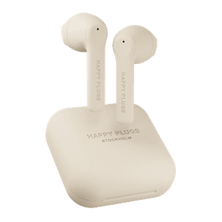 Happy Plugs Air1 GO Nude True Wireless Bluetooth Earphones