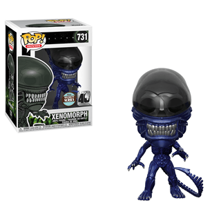 Xenomorph (731) Alien 40th Anniversary Pop Vinyl