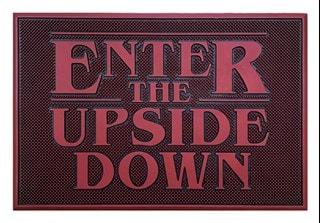 Stranger Things: Upside Down Rubber Door Mat