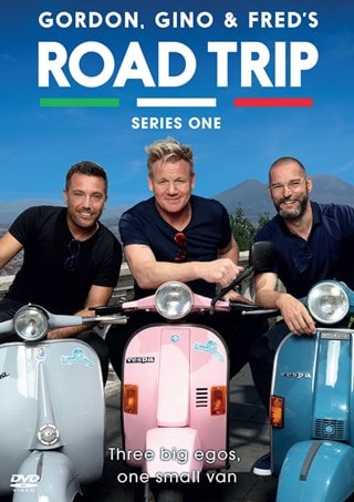Gordon, Gino & Fred's Road Trip: Series One