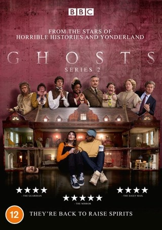 Ghosts: Series 2