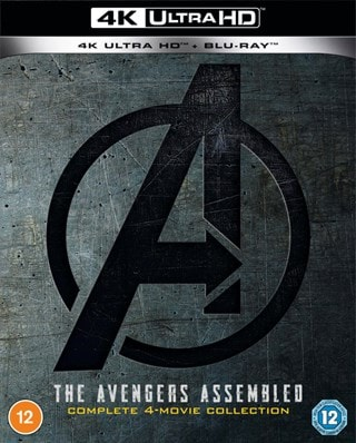Avengers: 4-movie Collection