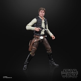 Han Solo: Episode 6: The Black Series: Star Wars Action Figure