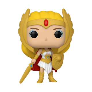 Classic She-Ra (38) Masters Of The Universe Pop Vinyl