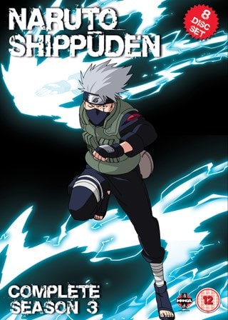 Naruto - Shippuden: Complete Series 3