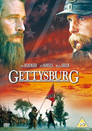 Gettysburg: Parts 1 and 2