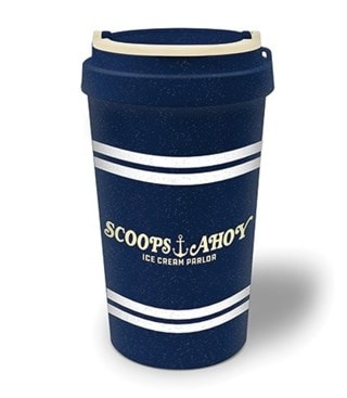 Stranger Things: Scoops Ahoy Eco Mug