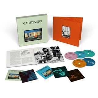 Teaser and the Firecat: 50th Anniversary - 4CD + Blu-ray