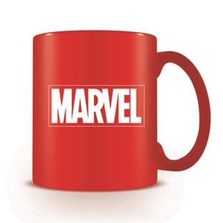 Marvel Red Logo Mug