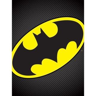 Batman Symbol Canvas Print