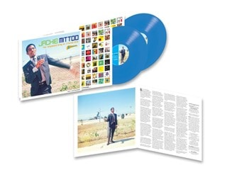 The Keyboard King - Special 20th Anniversary Edition Blue Transparent Vinyl [LRS 2021]