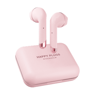 Happy Plugs Air1 Plus Pink Gold Earbud True Wireless Bluetooth Earphones