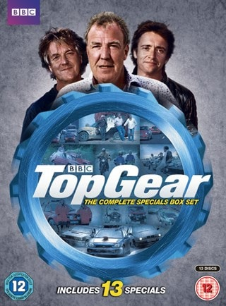 Top Gear: The Complete Specials