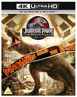 Jurassic Park: Trilogy Collection