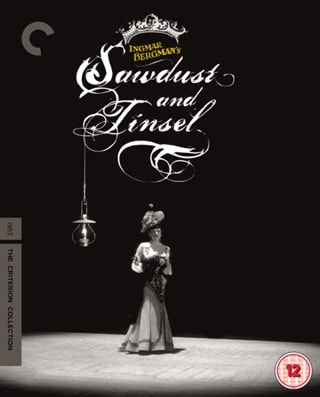 Sawdust and Tinsel - The Criterion Collection