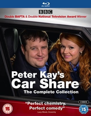 Peter Kay's Car Share: The Complete Collection