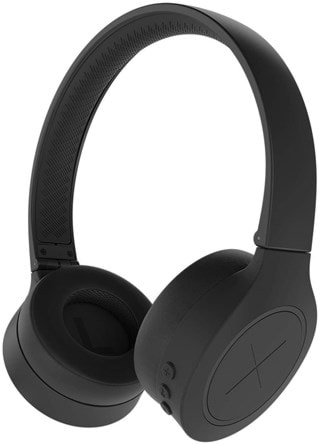 X By Kygo A3/600 Black Bluetooth Headphones