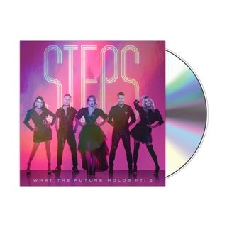 What the Future Holds Pt. 2: hmv Exclusive Rainbow Laminate Edition CD