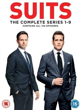 Suits: Seasons One - Nine