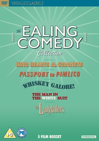 The Ealing Comedy Collection